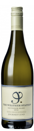 Weather Station, Sauvignon Blanc 2017 - Journey´s End.136krfl