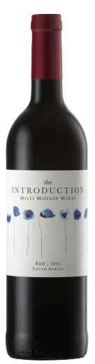 Introduction Red 2015 - Miles Mossop. 160kr/fl